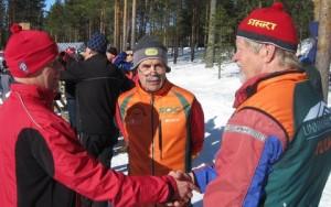 Pronssimiehet Hessu ja Risto kyselevät mestari Pepen voiton salaisuutta!