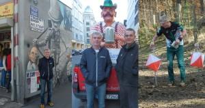Berliinissä Masalla ja Heikillä ihmeteltävää, lopulta myös päästiin tositoimeen - suunnistamaan!