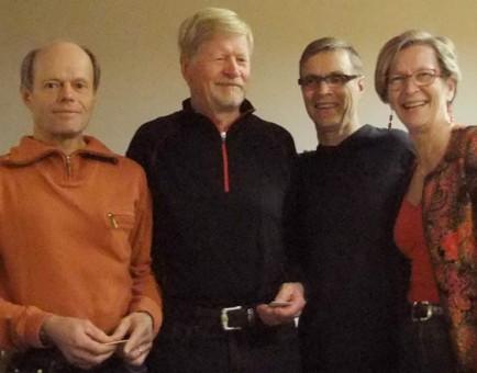 Maailmanmestarit Hessu, Pepe ja Teuvo 'hymyilevät' kilpaa Pirkon seurassa!